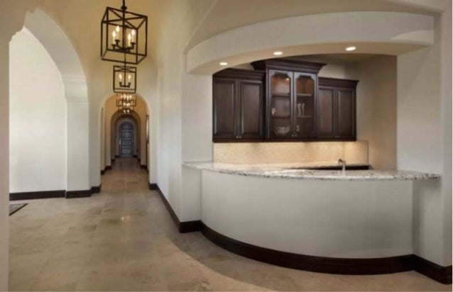 Santa Barbara Style Home In Paradise Valley, AZ   Architectural Design By I  PLAN,