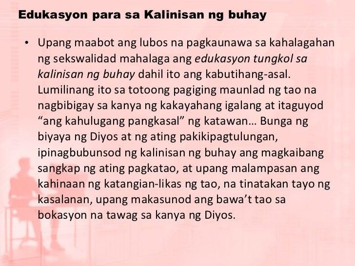 Mga Sanaysay sa Filipino