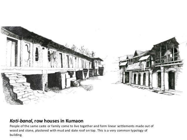 Kath-khuni architecture of Himachal Pradesh, India