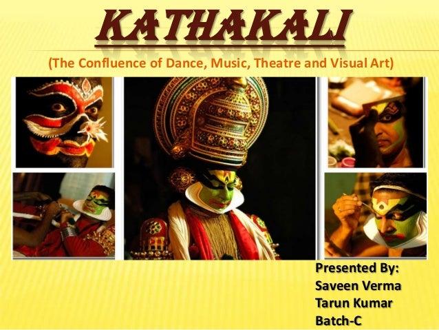 Kathakali-classical dance form