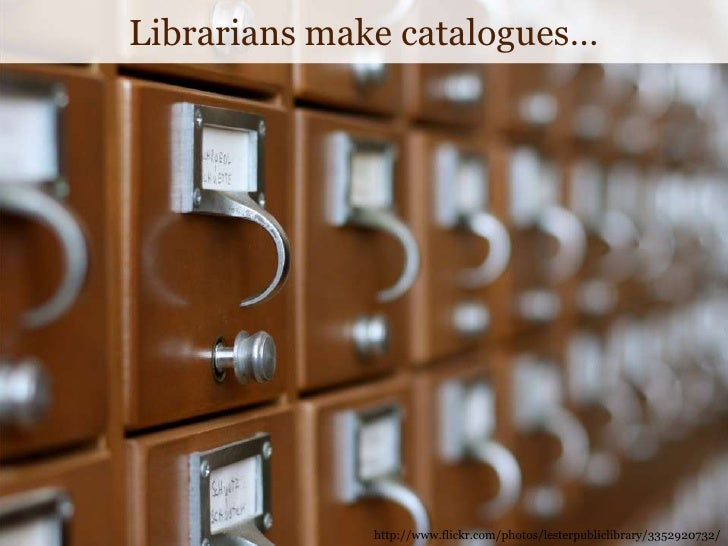 Libraries are everywhere<br />http://www.delicious.com/maedchenimmond/typesoflibrary<br />