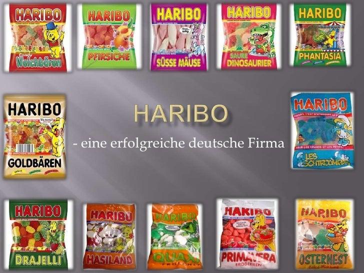 - eine erfolgreiche deutsche Firma