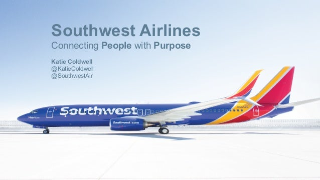 southwest airlines organizational culture A motivated employee treats the customer well the customer is  herb kelleher  (southwest airlines) - the business of business is people.
