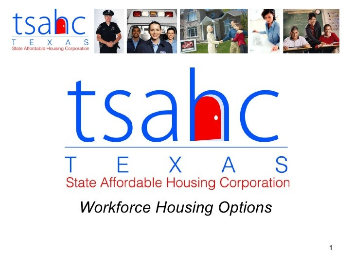 Workforce Housing Options