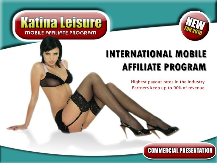 INTERNATIONAL MOBILE    AFFILIATE PROGRAM      Highest payout rates in the industry      Partners keep up to 90% of revenu...
