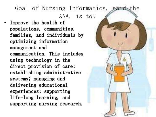 Practice Application- Nursing Informatics