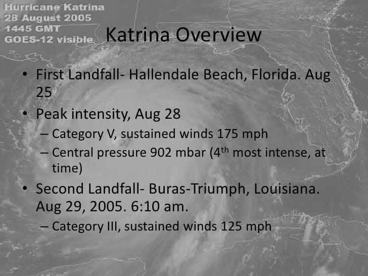 Katrina  Presentation12 8 Slide 2