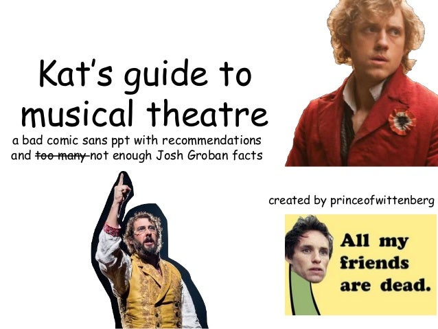 Duchess of dantzic the guide to musical theatre.