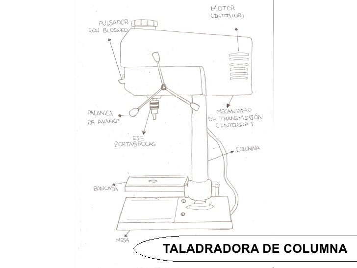 Tecnokaty - Taladradora de columna ...