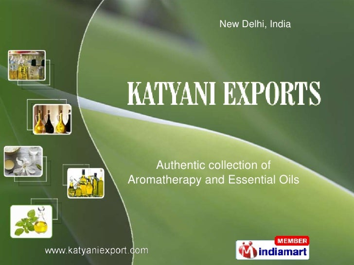 Authentic collection of Aromatherapy and Essential Oils <br />