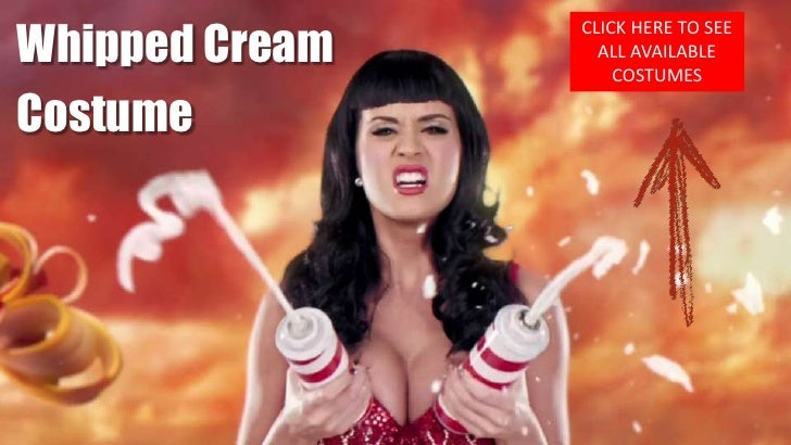 how to make california girl katy perry costume