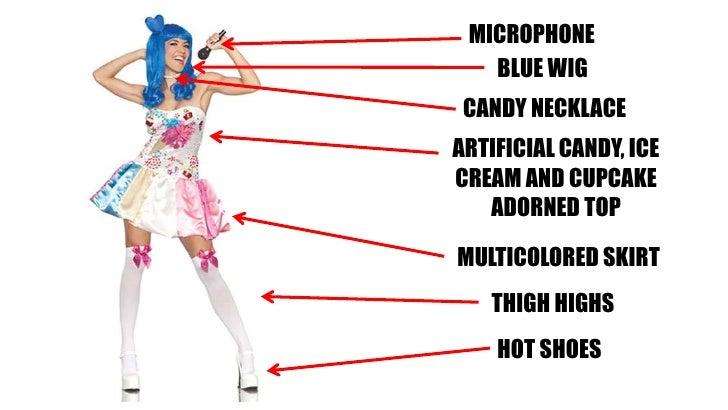 sc 1 st  SlideShare & Katy Perry California Girls Halloween Costume