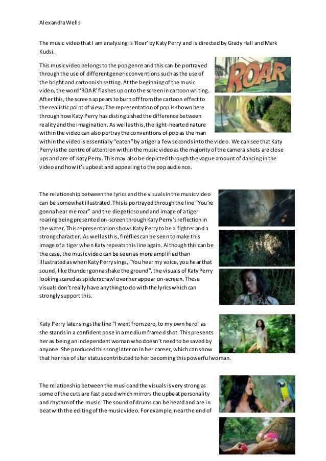 Lyric mkto classic lyrics : Katy perry roar analysis