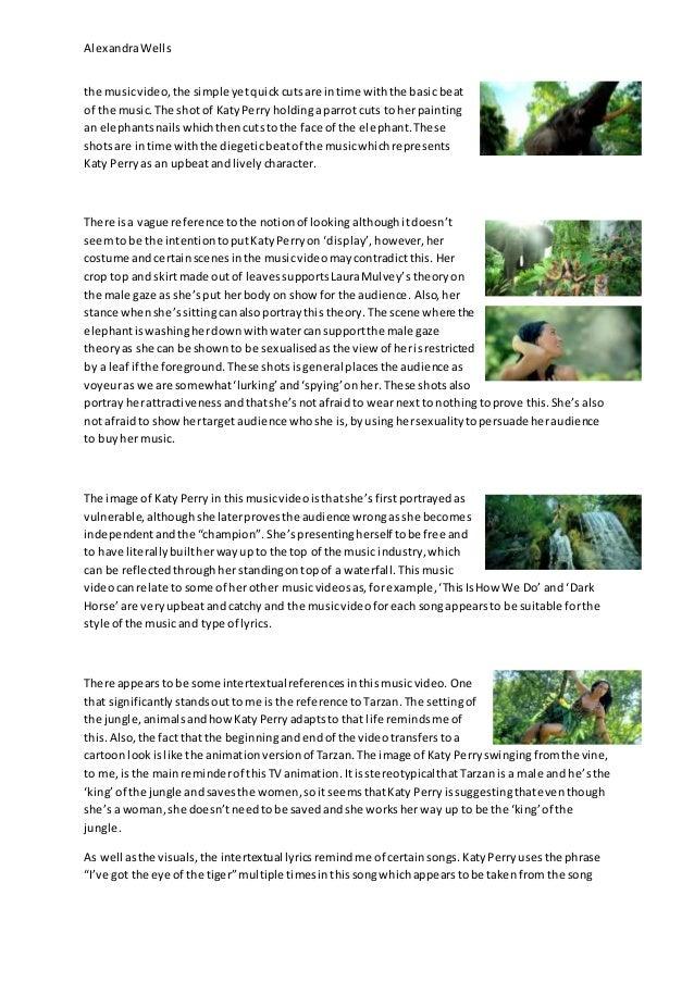Lyric eye of the tiger katy perry lyrics : Katy perry roar analysis