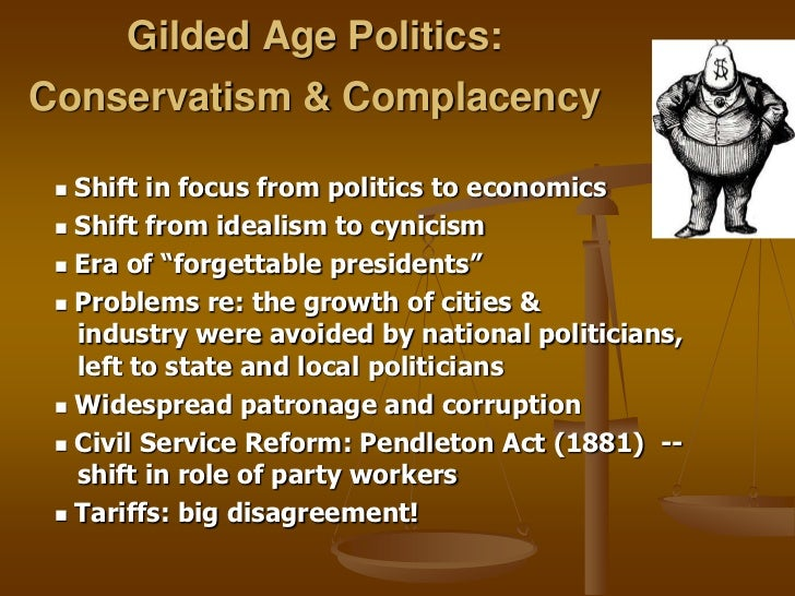 a overview of gilded age The gilded age refers to the brief time in american history after the civil war restoration period the gilded age derived its name from the many.