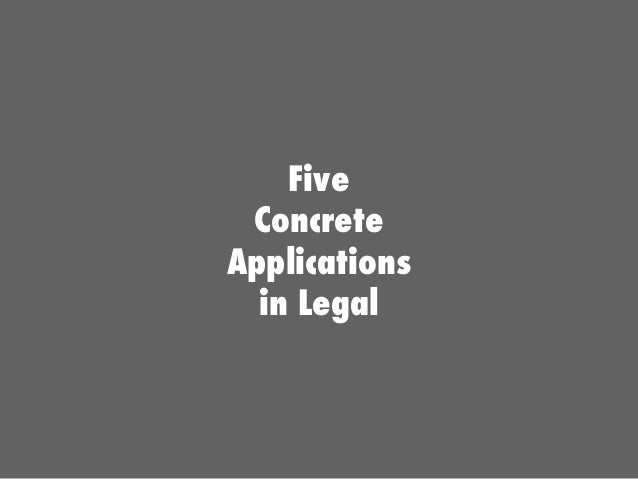 Thoughts on Legal Prediction and Legal Metrics - Association of Corporate Counsel / Huron Consulting Meeting for Law Depar...