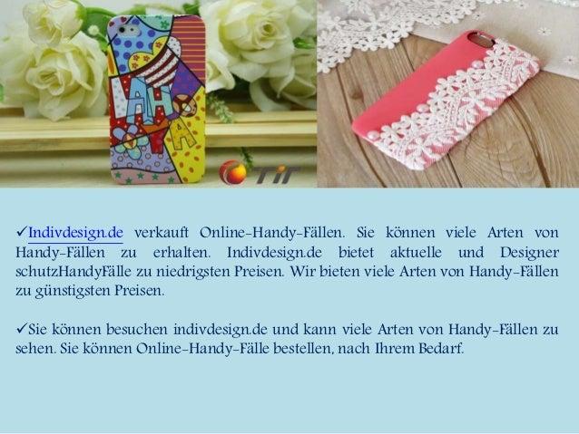 Indivdesign.de verkauft Online-Handy-Fällen. Sie können viele Arten von  Handy-Fällen zu erhalten. Indivdesign.de bietet ...