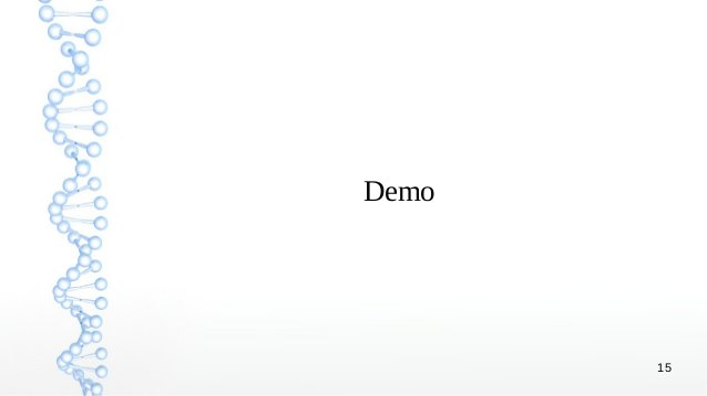 15 Demo