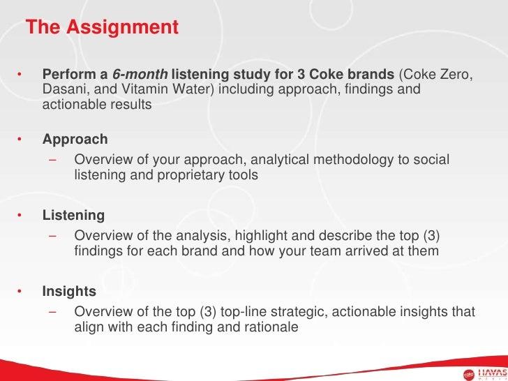 Case Study — Coke Zero: Do Real Men Drink Diet Coke