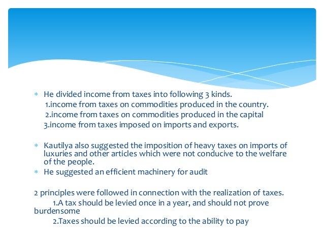 economic ideas of kautilya Economic ideas of kautilya (arthashastra) introduction: kautilya's arthashastra is the chief source of information kautilya's name was vishnu gupta he was a .