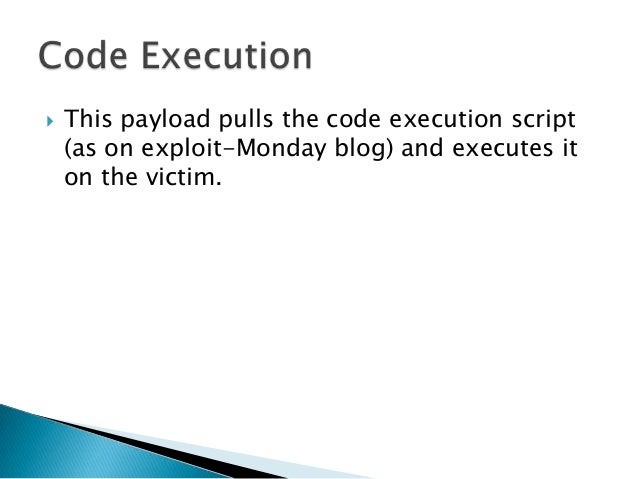    This payload logs keys and pastes it to    pastebin every twenty seconds.   There is a separate script to parse the o...