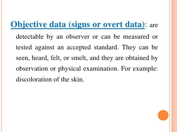 nursing physical assessment example