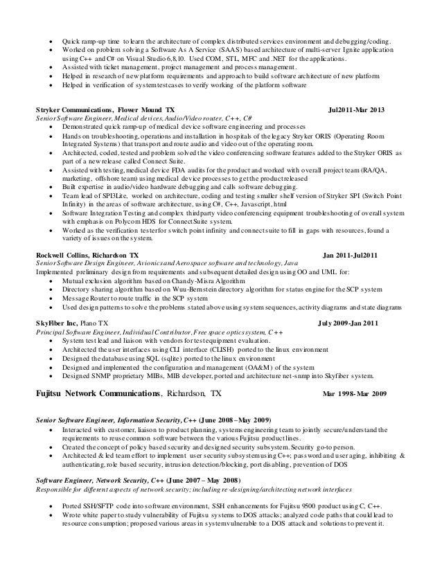 Kavita resume startup