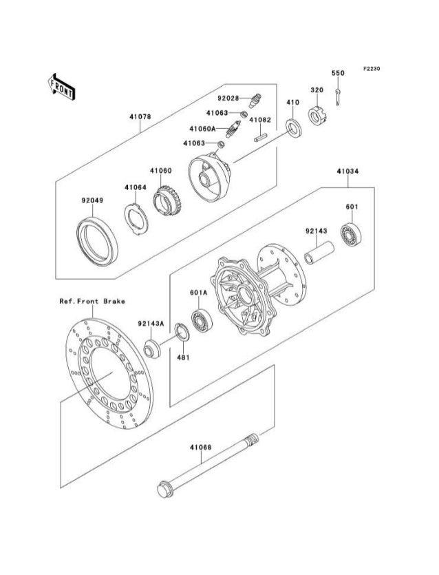 Kawasaki kmx-125-a12-manual-de-partes