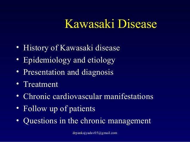 History Of Kawasaki Disease In Japan