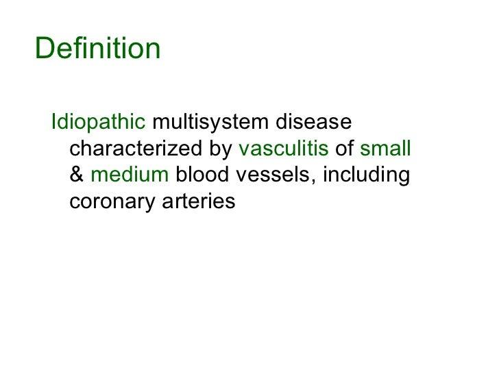 Kawasaki disease Slide 3