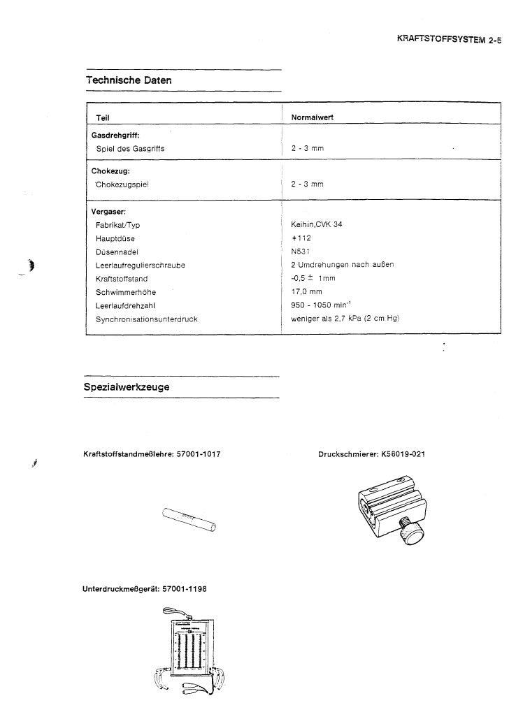 Keihin Cvk 34 service Manual