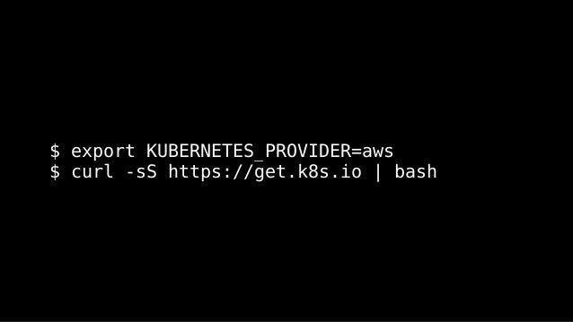 KAWS - Deploying Kubernetes Clusters using AWS, CoreOS, Terraform and…