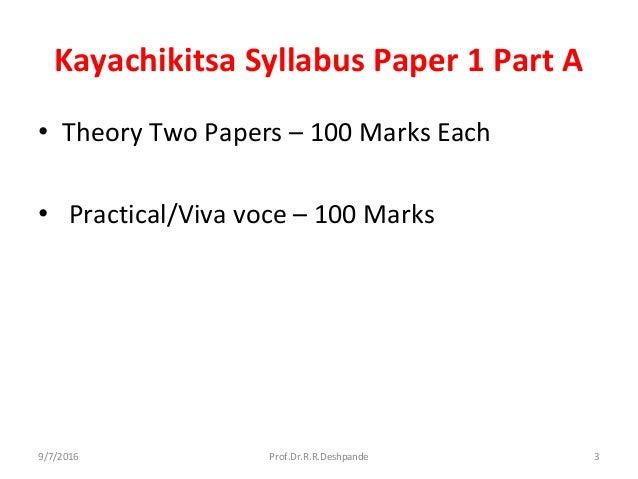Kayachikitsa syllabus   Slide 3
