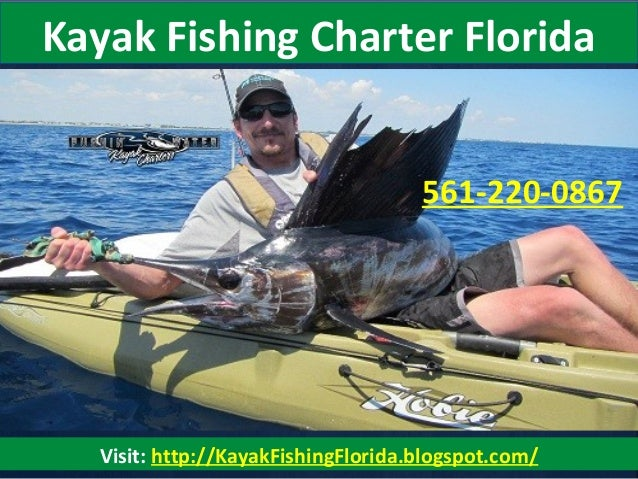 Kayak fishing charter florida 561 220 0867 for Boynton beach fishing charters
