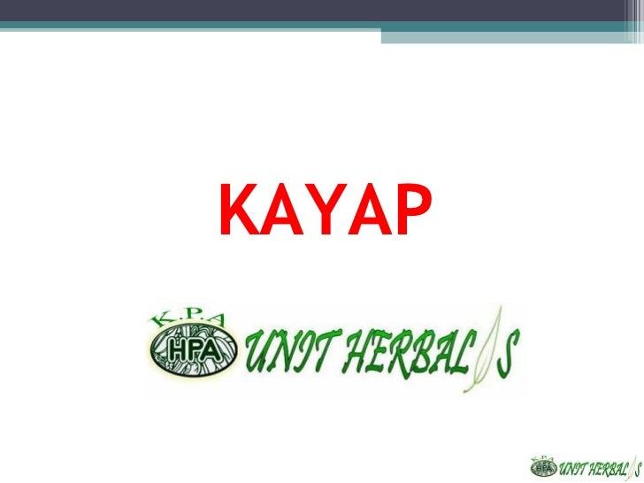 KAYAP