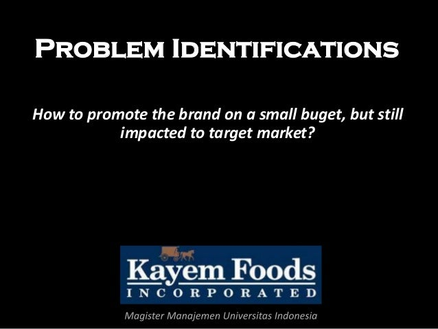 buzz marketing at kayem buzz marketing kayem foods al fresco Kayem al fresco sausage kayem al  he had to decide whether to implement another buzz marketing  and advertising in specialty food magazines at a cost of.