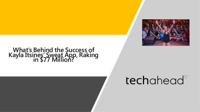 What's Behind the Success of Kayla Itsines' Sweat App, Raking in $77 Million?