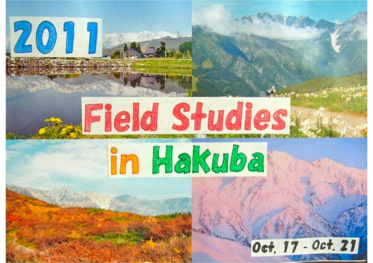 Kazuki's Visual Journal