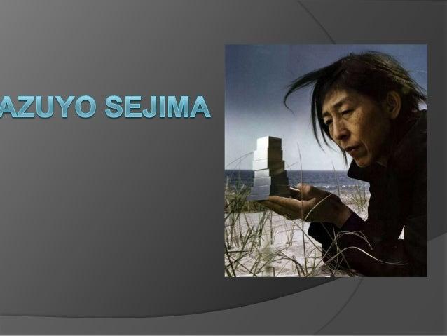 Nació en Ibaraki (Japón) en el año1956. Realizó sus estudios dearquitectura en la Universidad deMujeres de Japón por la qu...