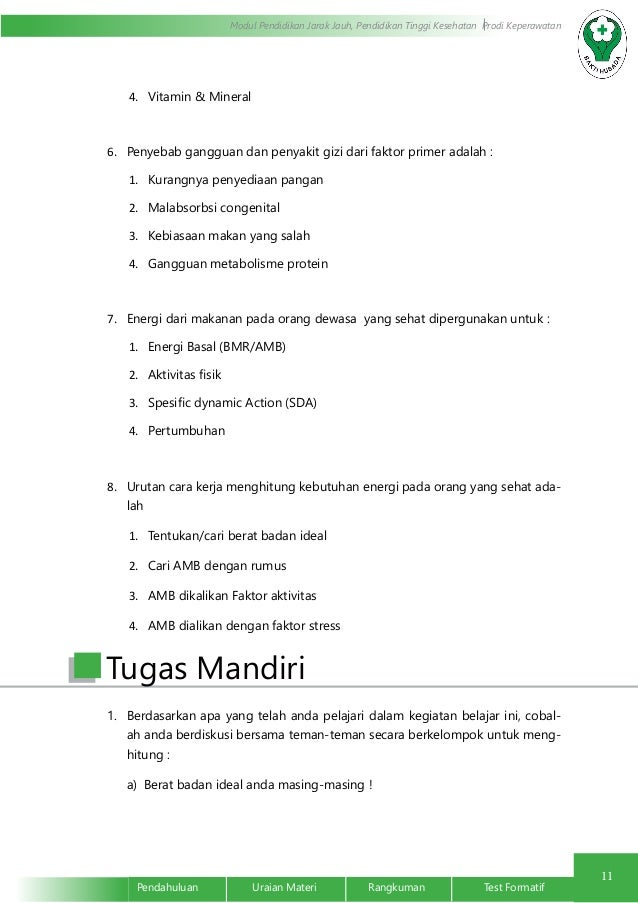 Recommeded Dietary Intakes Mai