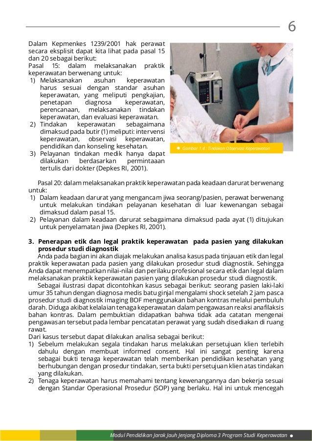 Kb1 Etik Dan Legal Praktik Keperawatan Pasien Dengan