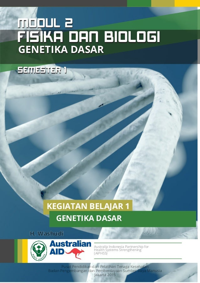 Kb1 Genetika Dasar