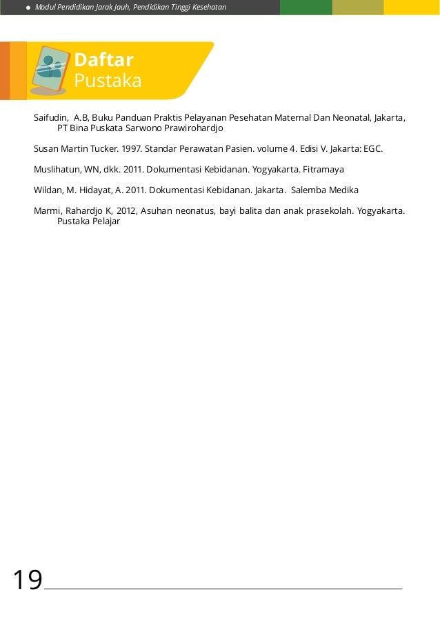 Kb 2 Dokumentasi Askeb Pada Neonatus Bayi Balita