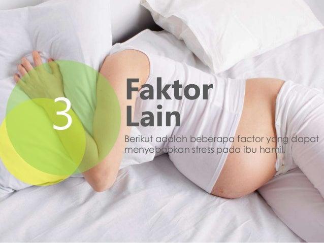 KB 2 Faktor Psikologis dalam Kehamilan
