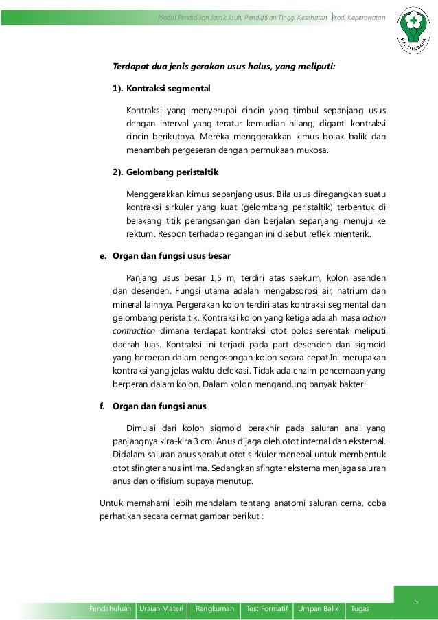 Modul Pendidikan Jarak Jauh, Pendidikan Tinggi Kesehatan Prodi Keperawatan 6 Pendahuluan Uraian Materi Rangkuman Test Form...