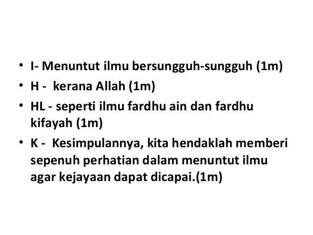 Kbat Pendidikan Islam Pt3
