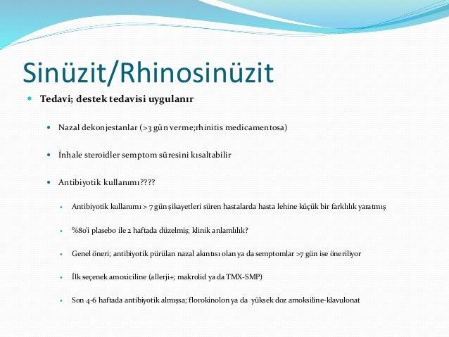 Peritonsiller Abse  Klinik  Toksik görünüm  Ateş, halsizlik, boğaz ağrısı, odinofaji, disfaji, otalji  Trismus, hot po...