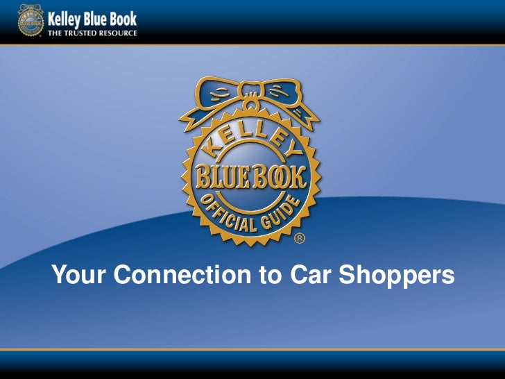 Your Connection to Car Shoppers