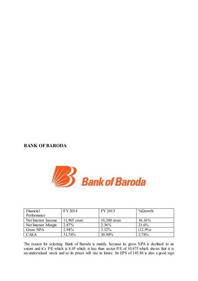 """equity research on banking sector Equity research- banking sector (icici bank, sbi and yes bank)  i hereby declare that the project entitle """"equity research"""" is submitted in fulfillment ."""