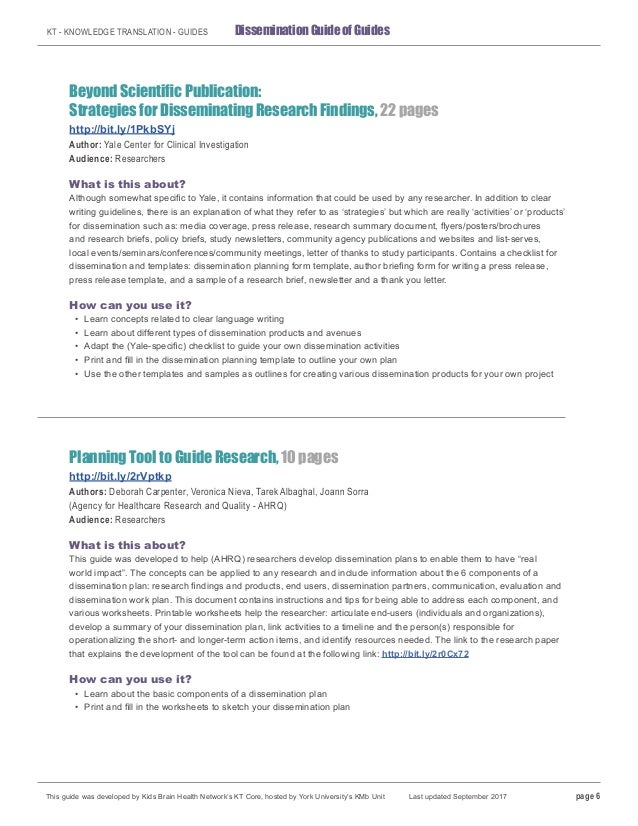 Dissemination Plan: Hourly Nursing Rounds Essay Sample
